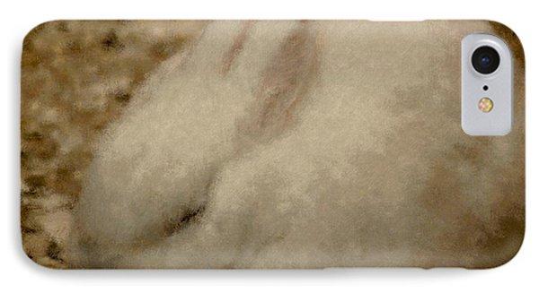 Sweet Marshmallow IPhone Case by The Art Of Marilyn Ridoutt-Greene