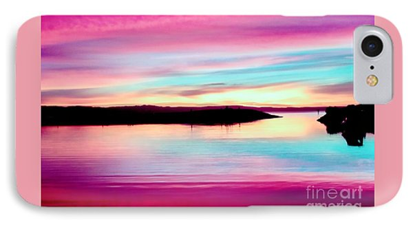 Sweet Sunset IPhone Case