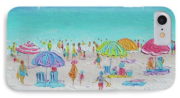 Sweet Sweet Summer IPhone Case by Jan Matson