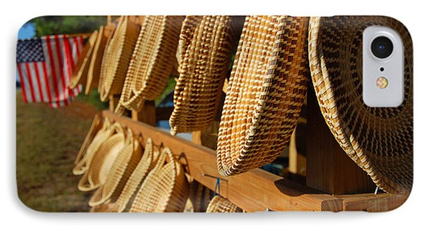 Sweetgrass Baskets IPhone Case
