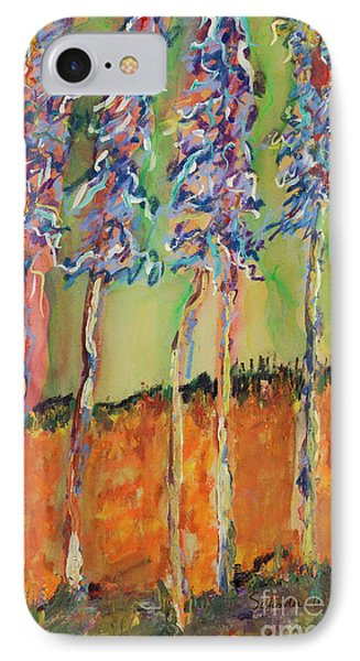 Sweetheart Hill Phone Case by Pat Saunders-White