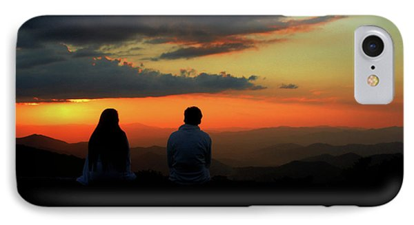 IPhone Case featuring the photograph Sweetheart Sunset by Jessica Brawley