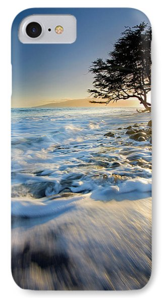 Swept Out To Sea IPhone Case by Mike  Dawson