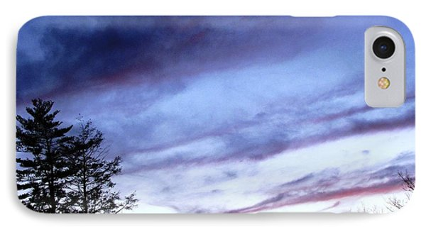 Swept Sky IPhone Case