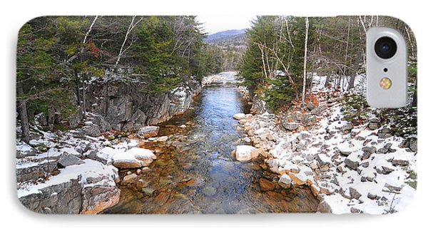 Swift River, New Hampshire  IPhone Case by Catherine Reusch Daley