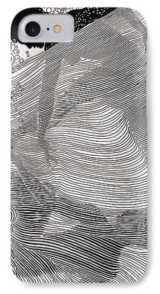 Swimmers Phone Case by Hawaiian Legacy Archive - Printscapes