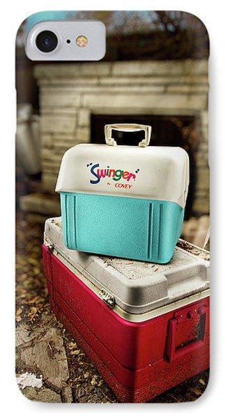 Swinger Cooler Phone Case by Yo Pedro
