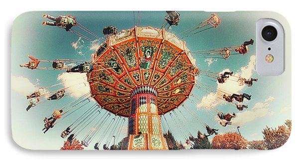 IPhone Case featuring the photograph Swingin' by Mark Miller