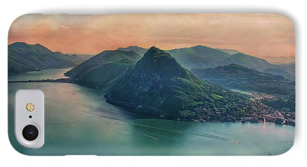 IPhone Case featuring the photograph Swiss Rio by Hanny Heim