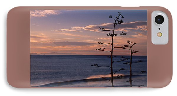 Sycamore Cove And Channel Islands IPhone Case by Soli Deo Gloria Wilderness And Wildlife Photography