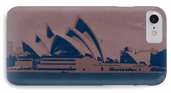 Sydney Australia Phone Case by Naxart Studio