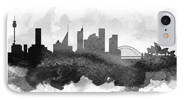 Sydney Cityscape 11 IPhone 7 Case