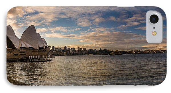 IPhone Case featuring the photograph Sydney Harbor by Andrew Matwijec