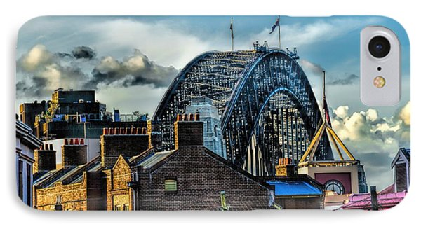 Sydney Harbor Bridge IPhone Case