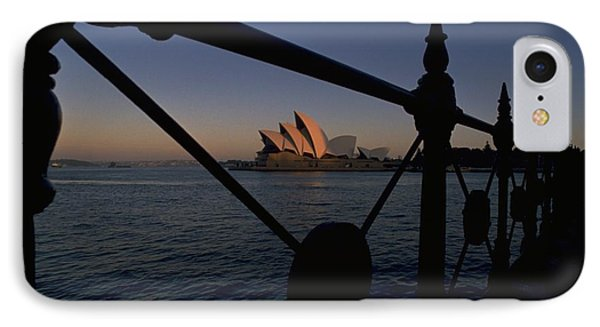 IPhone 7 Case featuring the photograph Sydney Opera House by Travel Pics