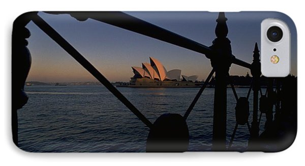 IPhone Case featuring the photograph Sydney Opera House by Travel Pics