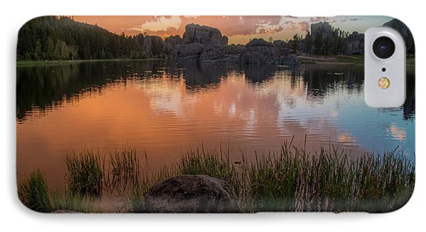IPhone Case featuring the photograph Sylvan Lake by Gary Lengyel
