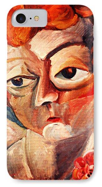Sylvia Phone Case by John Keaton