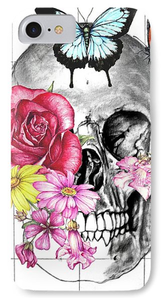 Symbol Of Change 2 IPhone Case by Heidi Kriel