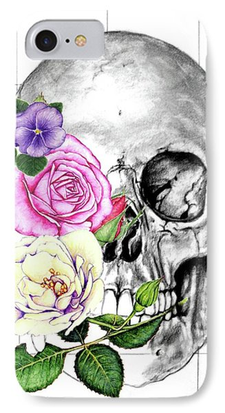 Symbol Of Change IPhone Case by Heidi Kriel