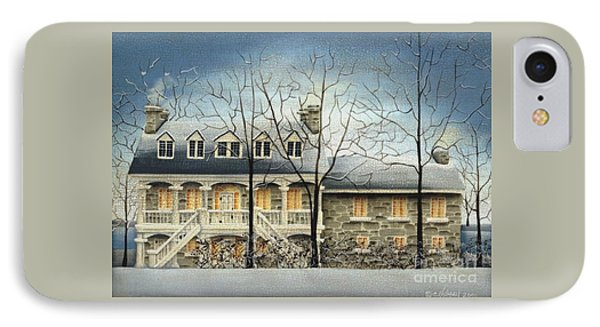 Symmes' Inn IPhone Case by Catherine Holman