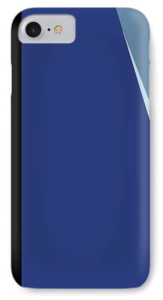 Symphony In Blue - Movement 3 - 1 IPhone Case