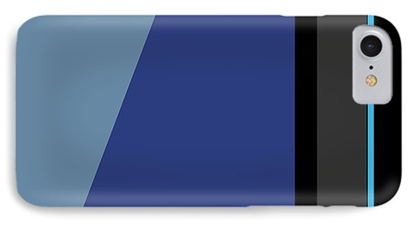 Symphony In Blue - Movement 3 - 3 IPhone Case