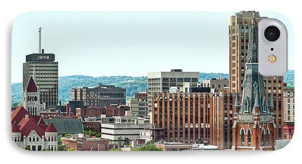 Syracuse, New York Phone Case by Debra Millet