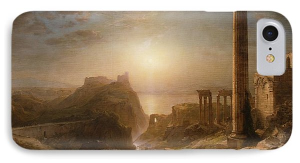 Syria By The Sea Phone Case by Frederic Edwin Church