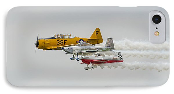 T-6 Texan   Rv-8   Dr-107 IPhone Case by Susan  McMenamin