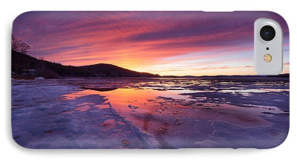 IPhone Case featuring the photograph T H A W by Robert Clifford
