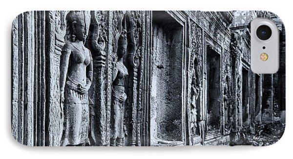 Ta Phrom Cambodia IPhone Case