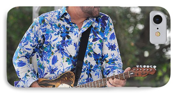 Tab Benoit And 1972 Fender Telecaster IPhone Case
