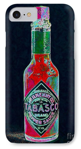 Tabasco Sauce 20130402 IPhone Case by Home Decor