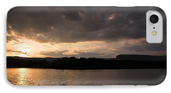 Table Rock Sunset IPhone Case by Robert Loe