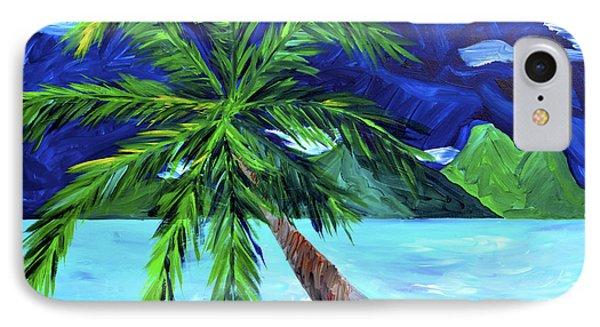 Tahiti Beach Phone Case by Beth Cooper