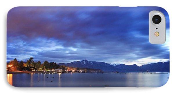 Tahoe Twilight IPhone Case