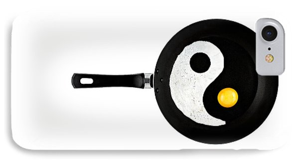 Taijitu IPhone Case by Gert Lavsen