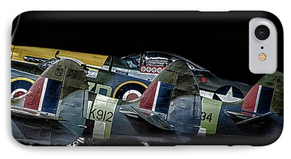 Tail Fins IPhone Case