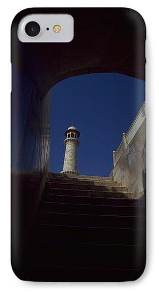 Taj Mahal Detail IPhone 7 Case
