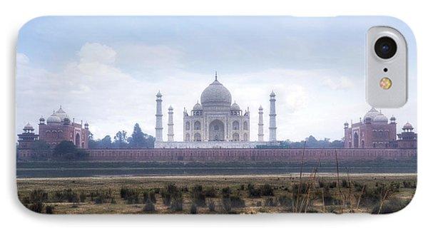 Taj Mahal - India IPhone Case by Joana Kruse