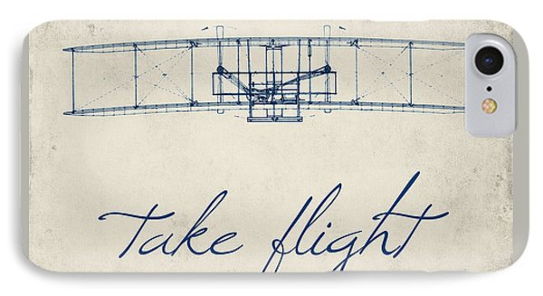 Take Flight IPhone Case by Brandi Fitzgerald
