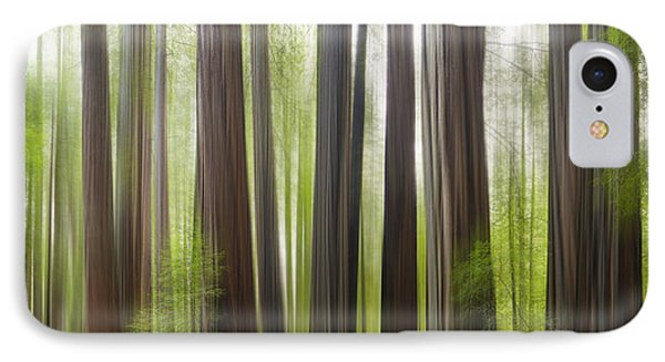 Take Me To The Forest IPhone Case by Brad Scott