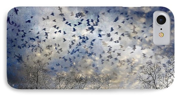 IPhone Case featuring the photograph Taken Flight by Jan Amiss Photography