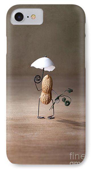 Taking A Walk 01 IPhone Case by Nailia Schwarz