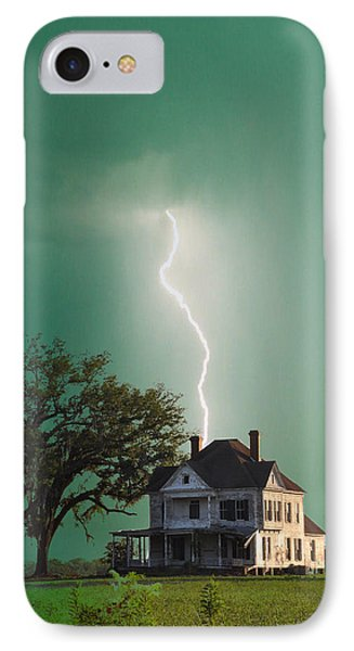 Taking Another Hit IPhone Case by Jan Amiss Photography