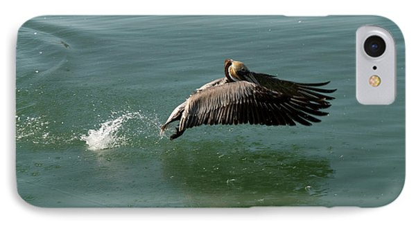 IPhone Case featuring the photograph Taking Flight by Rod Wiens