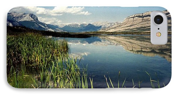 Talbot Lake Phone Case by Shirley Sirois