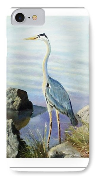 Tall Fellow Art Card IPhone Case
