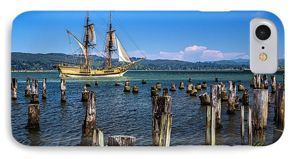 Tall Ship Lady Washington IPhone Case